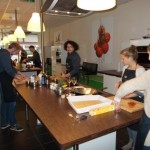 Teamevent Microsoft bei Cook for Friends 017